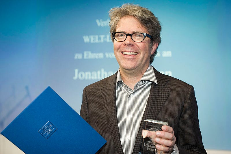 What Our Divided Nation Needs Is a Jonathan Franzen Novel About Race