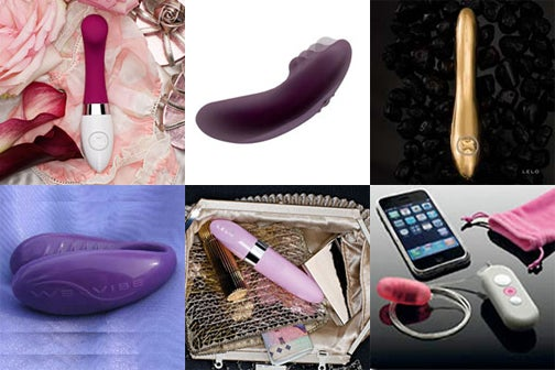 Giz and Fleshbot's Valentine's Sex Gadget Gift Guide (NSFW)