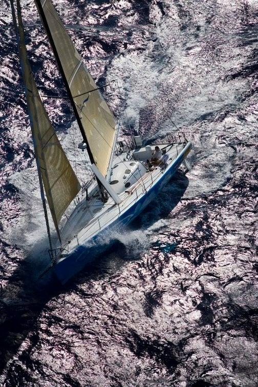 Pegasus Open 50, The Official Transpac Raceboat of Gizmodo