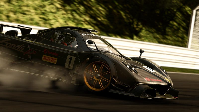 Gorgeous Racing Game Does The Smart Thing, Abandons Current-Gen