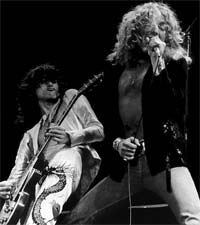 Led Zeppelin Uncomfortable With Licensing Songs To Rock Band, Guitar Hero
