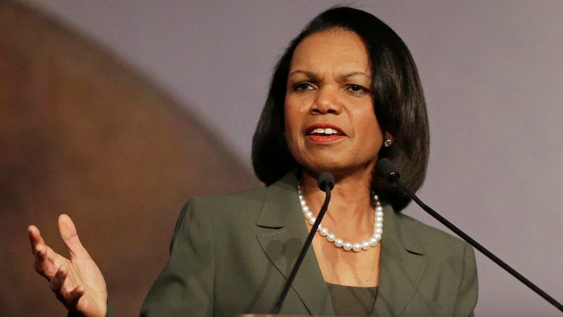 Condoleezza Rice Won't Speak at Rutgers' Commencement After Protests
