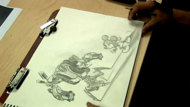 Check Out Epic Mickey Enemy