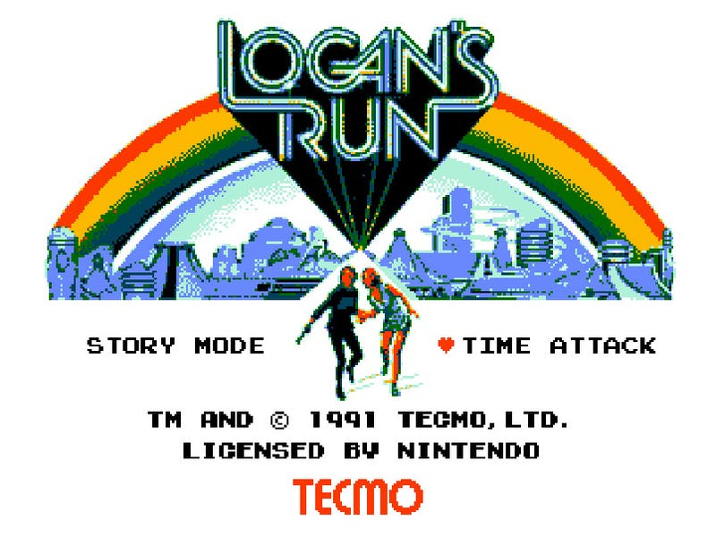 8-Bit Movie Games We Wish Existed