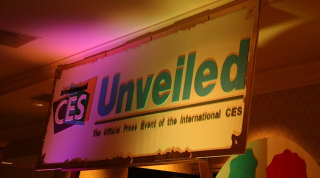 CES Unveiled: We're here