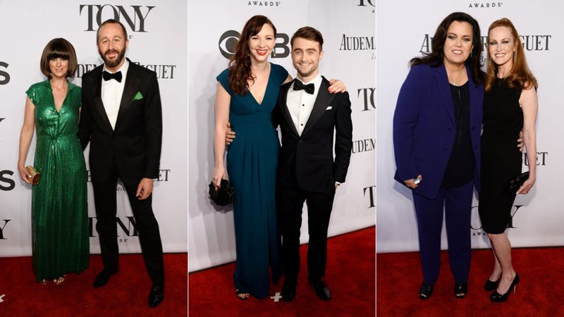 Glittering Gowns and Plunging Necklines: the Tony Awards Red Carpet