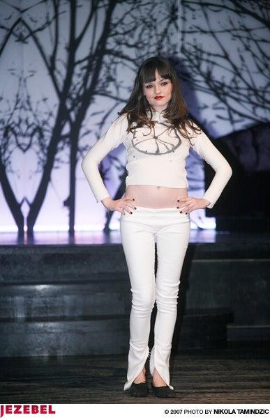 "Project Runway's Elisa Jimenez' Crazy, Sorta-Sexy ""Hunger World"""