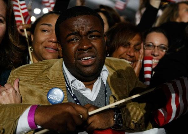 Obama Wins!!