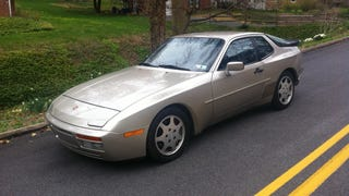 Goodbye 944, I'll find you again, someday...