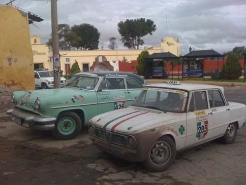 2,200 Miles Across Mexico In A 1964 Alfa Romeo: El Taxi Perdido Takes On The Carrera Panamericana