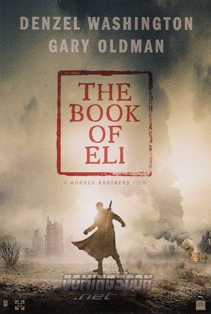 First Look Inside The Book Of Eli