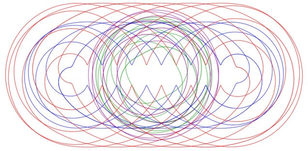 Indulge Your Inner Child and Lose a Few Hours To This Online Spirograph