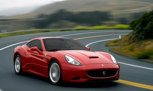 Ferrari California To Be Priced From Equivalent Of $250,000