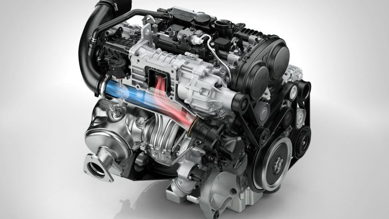 Volvo's Supercharged Turbocharged Engine Makes You Forget About The T6