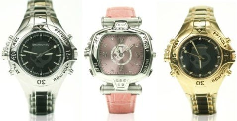 Skullcandy Bully MP3 Watches Given Fancy New Look