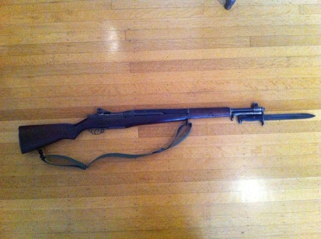 Gunlopnik - M1 Garand Edition