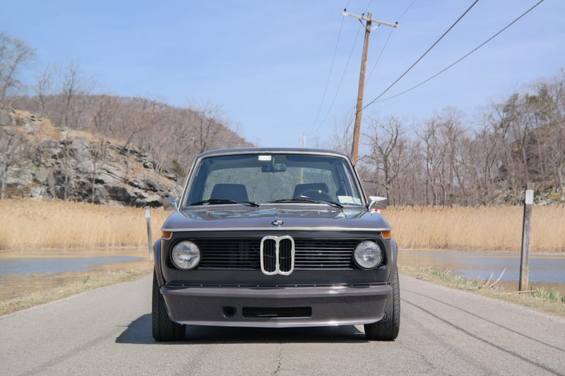 Going Analog: 1974 BMW M2 Review