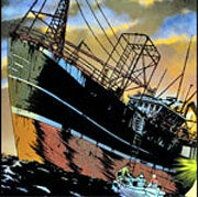 Cloverfield + Boats = Hybrid