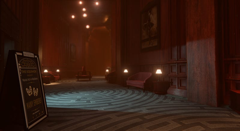 They Helped Make BioShock. Their Next Game Will Be Even More Surreal