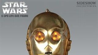 Life-Size <i>Star Wars</i> Droids Can Speak, Drain Wallets