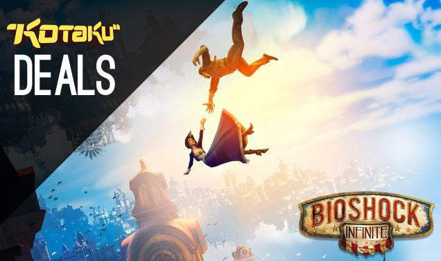 Bioshock Infinite's Season Pass, Wolfenstein, and More Deals