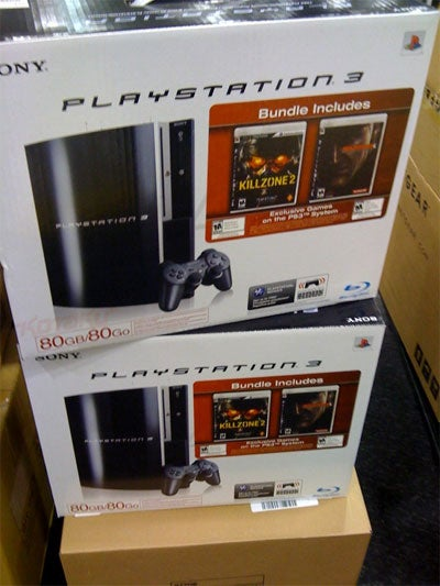 PS3 Bundle Includes MGS4, Killzone 2 [Update]
