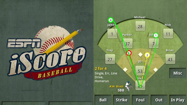 The Best Apps for Baseball