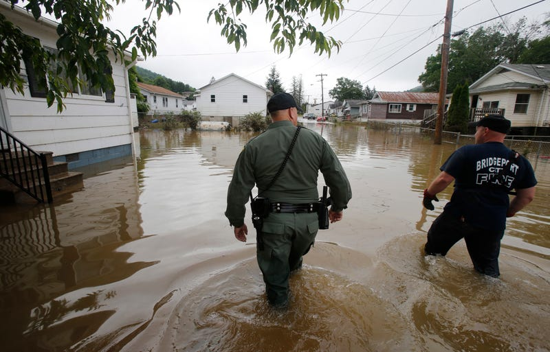 Obama Declares Federal Disaster in West Virginia Over Historic Flooding
