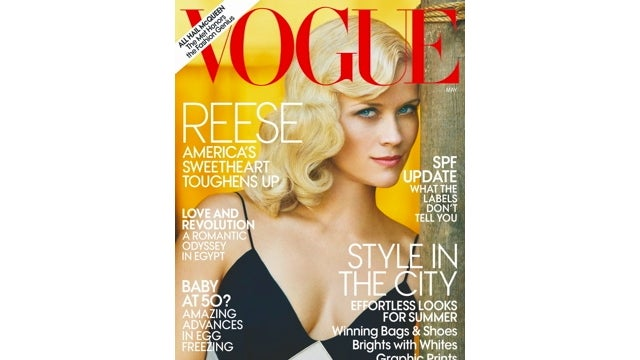 Reese Witherspoon's Vogue Cover Is Here