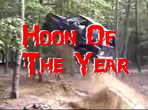 Who Was Hoon of the Year in 2007?