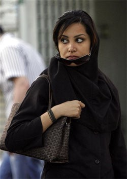 More Reasons To Be Glad We Don't Have To Rock The Hijab