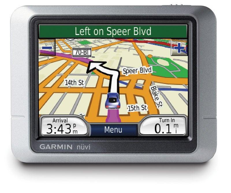 Garmin Announces nüvi 200 Series GPS Navigators