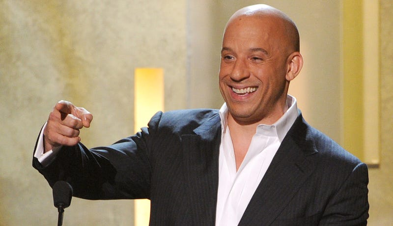 Report: Vin Diesel Is a Dick on the Fast & Furious 7 Set