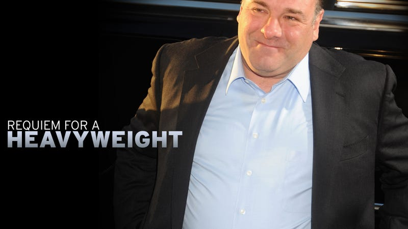 The Fatness of James Gandolfini: Inspiring, Iconic, and Probably Fatal
