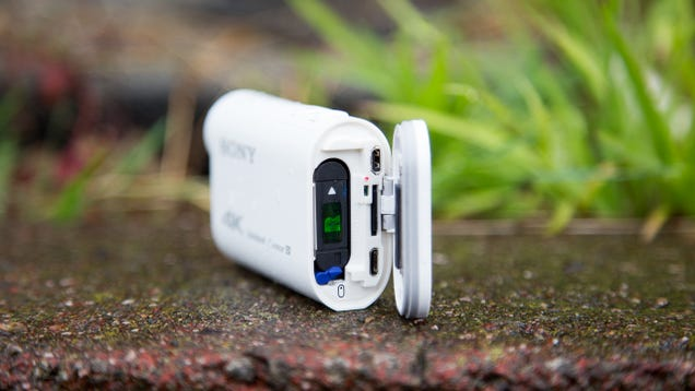 Sony 4K Action Cam X100V Hands-On: Giving GoPro a Run for the Money