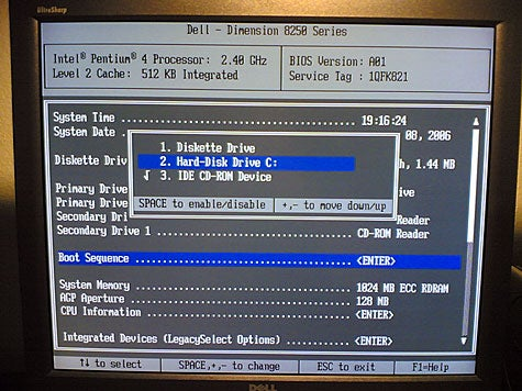Partition and Image Your Hard Drive with the System Rescue CD
