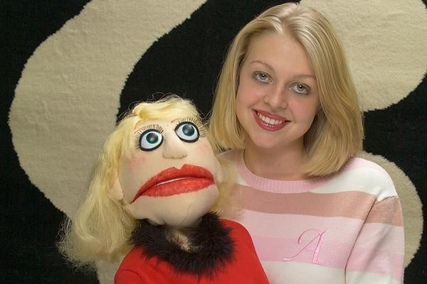 Is This Woman As Obsessed with Puppets As She Says She Is?
