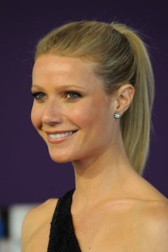 Alert: Gwyneth Paltrow Ate Real Food