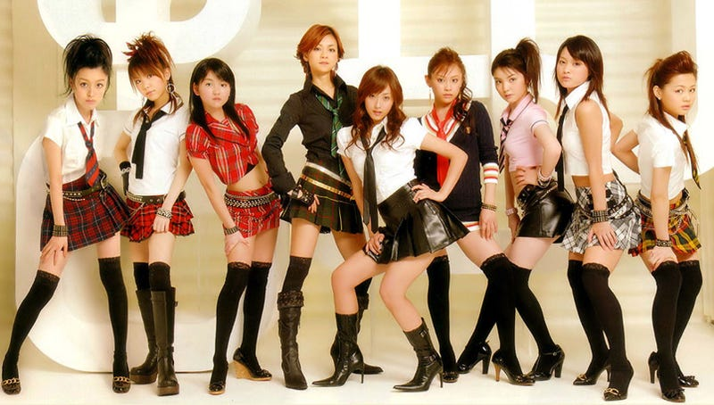From Girly Idol Group To Hit Nintendo Game