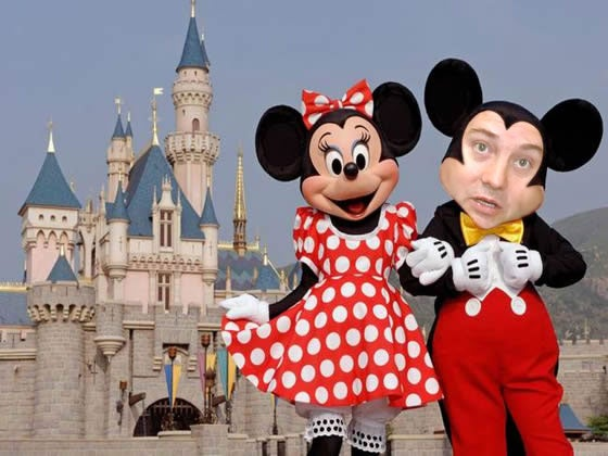 Jason Calacanis makes Disneyland the saddest place on earth