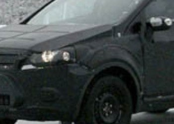 Spy Photos: More on the Ford Focus C-Max 4x4