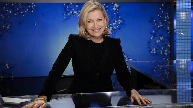 Diane Sawyer Stepping Down as Anchor of ABC World News