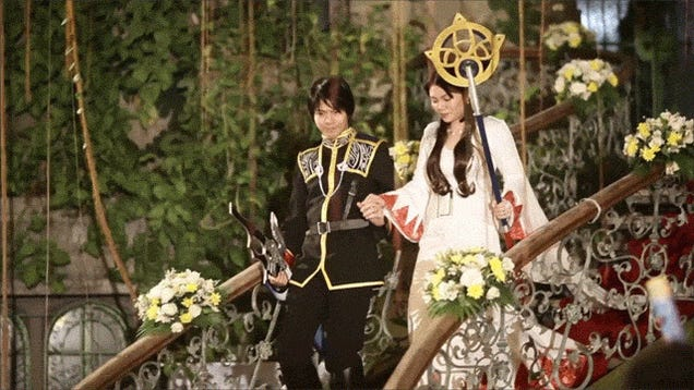 Final Fantasy Themed Weddings Sure Are Romantic