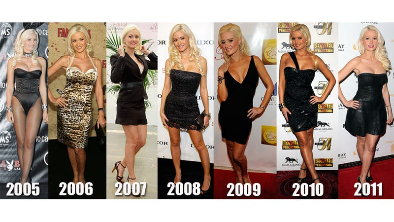 "When Was Holly Madison Ever ""Fat""?"