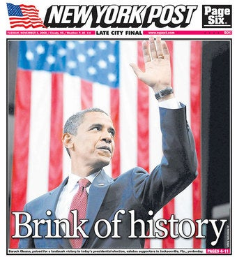 Does Rupert Murdoch Wish The Post Had Endorsed Obama?