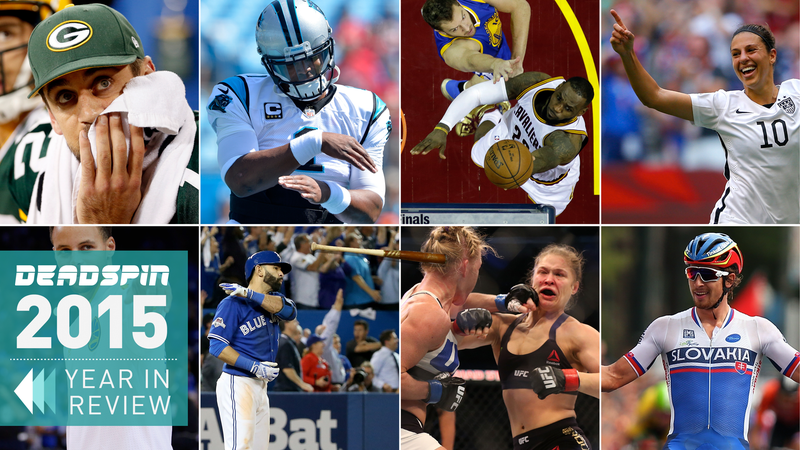 Deadspin's Favorite Sports Moments Of 2015