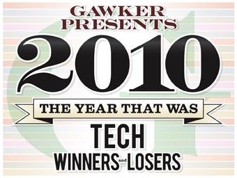 Tech's Winners and Losers of 2010