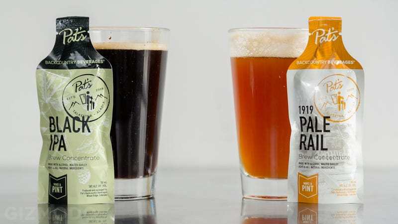 We Drank Beer Concentrate So You Don't Have To