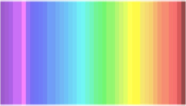 How Many Colors Do You See