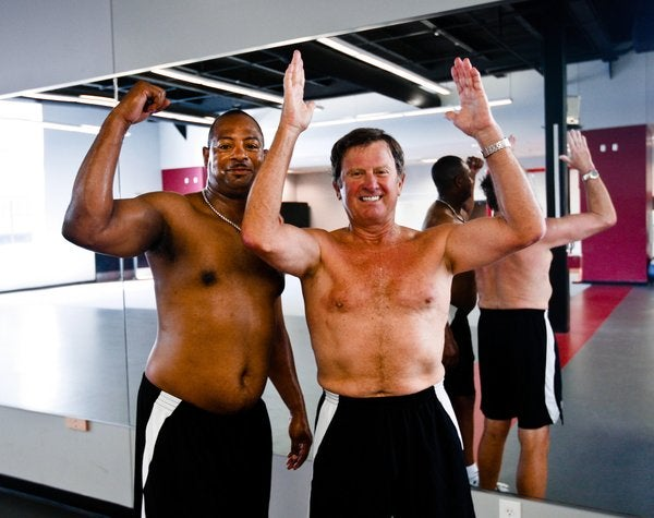Happy 65th Birthday, Shirtless Steve Spurrier